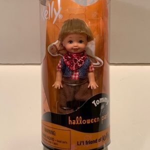 2000 HALLOWEEN PARTY TOMMY DOLL.